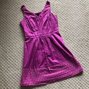 Purple/pink 👗 from the Limited!